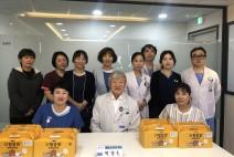 대동병원, 수능시험 앞둔 직원 자녀 합격기원 선물 전달식 진행