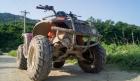 무면허운전 사륜오토바이(ATV) 사고, 건강보험 적용 불가능!