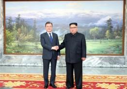 김정은 북한 국무위원장 친서 전달